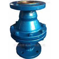 郑州FPB燃气管道阻火器厂家,纳斯威碳钢燃气管道阻火器报价