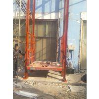 1米/2米/3米/4米升降货梯、1吨/2吨液压货梯/食品厂304不锈钢钢材定做厂家