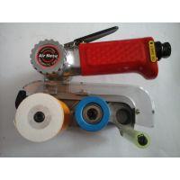 台湾气动工具弘速气动砂带机39360/7007万能砂带机拉丝机 打磨机
