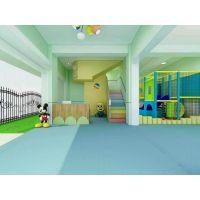 幼儿园悬浮地板万晟地板