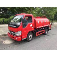 2吨消防洒水车,水罐消防车