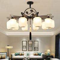 客厅吊灯 现代简约创意个性大气环形卧室灯具北欧客厅灯led餐厅灯