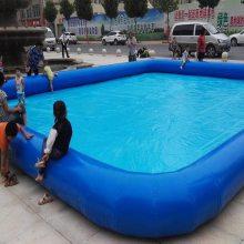 心悦游乐100平方充气水池多少钱