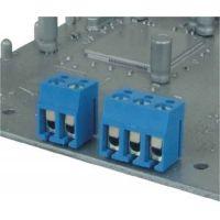 专业生产欧规直锁弹片式7.5mm接线端子