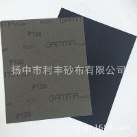 供应仿乳胶纸基 氧化铝耐水砂纸 红黑砂面