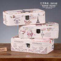 礼品便携式旅行首饰盒 公主 欧式 韩国戒指项链耳钉耳环收纳盒珠