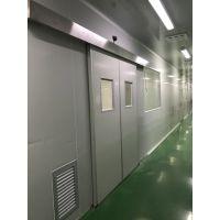 彩钢板自动平移门安装,洁净室自动门调试,安装,维修