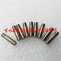 宏晟拓金属订做钽异形件 钽螺丝连接件 ta1钽螺丝配件 耐腐蚀钽加工件