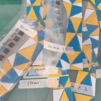 布吉定制不翘边UV超透磨砂玻璃贴喷绘多少钱一个方