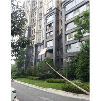 上海吊玻璃上楼电话 高层大件玻璃吊装 电动卷扬机吊家具沙发床垫上楼公司