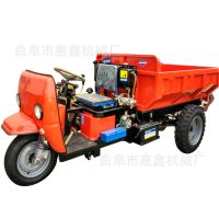 沙场装车走料三轮车 加长货箱液压三轮车 贵州地区畅销自卸三轮车