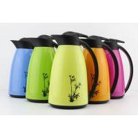 批发定制欧式保温壶 家用大容量水壶 热水瓶创意咖啡壶保温瓶logo