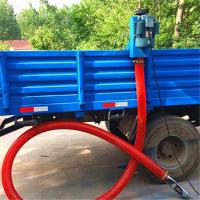 车载稻谷颗粒吸粮机 耐磨软管吸粮机 厂家