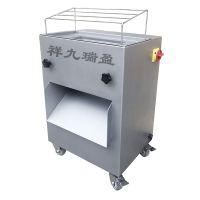 广州 切肉机 商用电动切块机 多功能切条机 鲜鸡切块机 切肉设备