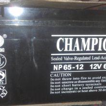 志成冠军蓄电池NP65-12(12V65AH)UPS蓄电池