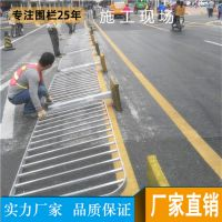 陵水道路防护栏 车道分隔栏杆 保亭市政面包管护栏生产基地