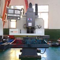 山东东铣数控机床厂家供应 XK7124数控铣床 小型产品钻铣加工 经济适用