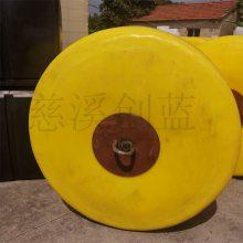 供应PE海上管道浮筒 塑料警示浮体 聚乙烯浮标