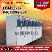 XGN15-12 10KV高压成套开关柜箱型固定式交流设备柜环网柜