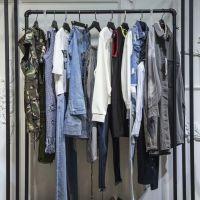 平价潮牌服装批发网欧洲站深圳女装尾货批发货源在哪里简约T恤连衣裙