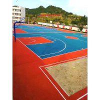 衡阳小区学校塑胶篮球场施工改造,珠晖区室外专用篮球场材料厂家
