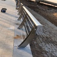 耀恒 市政建筑不锈钢护栏 道路施工不锈钢栏杆