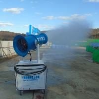 保定宏瑞达直销各种除尘雾炮机 喷雾机 质量好 价格低