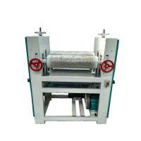天然胶辊涂胶机 木工单双面滚胶机 刷胶机 海绵布料多层板过胶机