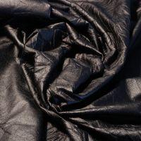 【厂家直供】麂皮绒 烫金 压皱 服装面料