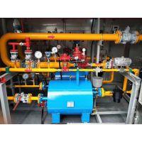 CNG调压撬计量设备,CNG减压撬,压缩天然气瓶组