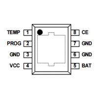 供应嘉泰姆CXLB7479A驱动IC单节锂离电池恒定电流恒定电压线性充电器,防倒充电路自动