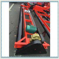电动水泥路面摊铺机 两滚轴混凝土摊铺器6.5米混泥土摊铺车直销