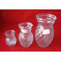 玻璃烛台,南瓜玻璃烛台,宗教玻璃烛台,菠萝菠萝烛台,出口菠萝烛台