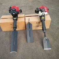 源头厂家直销手提式铲树断根机 苗木移栽挖树机