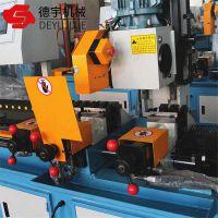 供应全自动圆管切管机 不锈钢自动上料切管机 全自动切割机定做