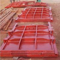 鑫川水利供应双向止水铸铁镶铜闸门