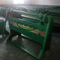 东恒机械SYS-600手动折边机液压折弯机