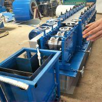 租赁架子管改方管机 40*40方管成型机设备 成品代替工程木方