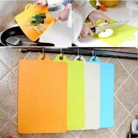 厨房用品  厨房砧板 菜板 可弯曲抗菌耐磨 切菜板  可悬挂