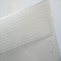 pp多孔垫板 聚乙烯冲孔板 塑料圆孔网 多色可选