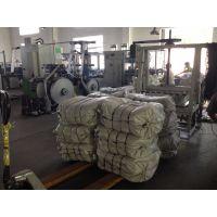 40KG水泥PP阀海螺涂膜热封焊接糊底袋PP方形平底50KG水泥包装袋