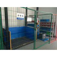 焦作市链条式液压货梯 剪式升降台 启运供应泰安市不锈钢货物升降平台