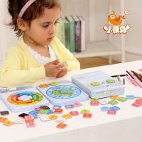木质蒙氏数数棒幼儿园早教数学运算教具宝宝小棍批发1-2-3-6岁