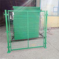 高速公路护栏网厂家 球场护栏网 围墙安全防护网