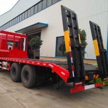 240挖机专用平板拖车价格是多少3.0L排量