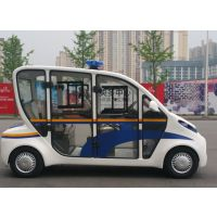 重庆厂家直销低速四轮电瓶巡逻观光车,敞开式封闭式多款式选择,LEM