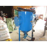 四川移动喷砂机 挖矿机翻新处理设备