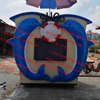 云南欢乐世界广场美食餐饮花车,欢乐谷木质售卖亭,售货车价格