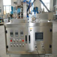 盒装牛奶包装机沈阳北亚生产手动设备