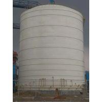 矿粉储存罐 大型钢板仓 落地式焊接